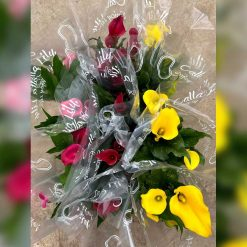 6 Inch Calla Lilly Assorted